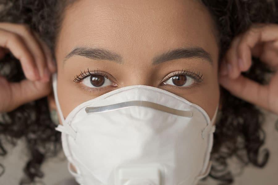 ¿Cómo afecta el uso de la mascarilla a tu piel?