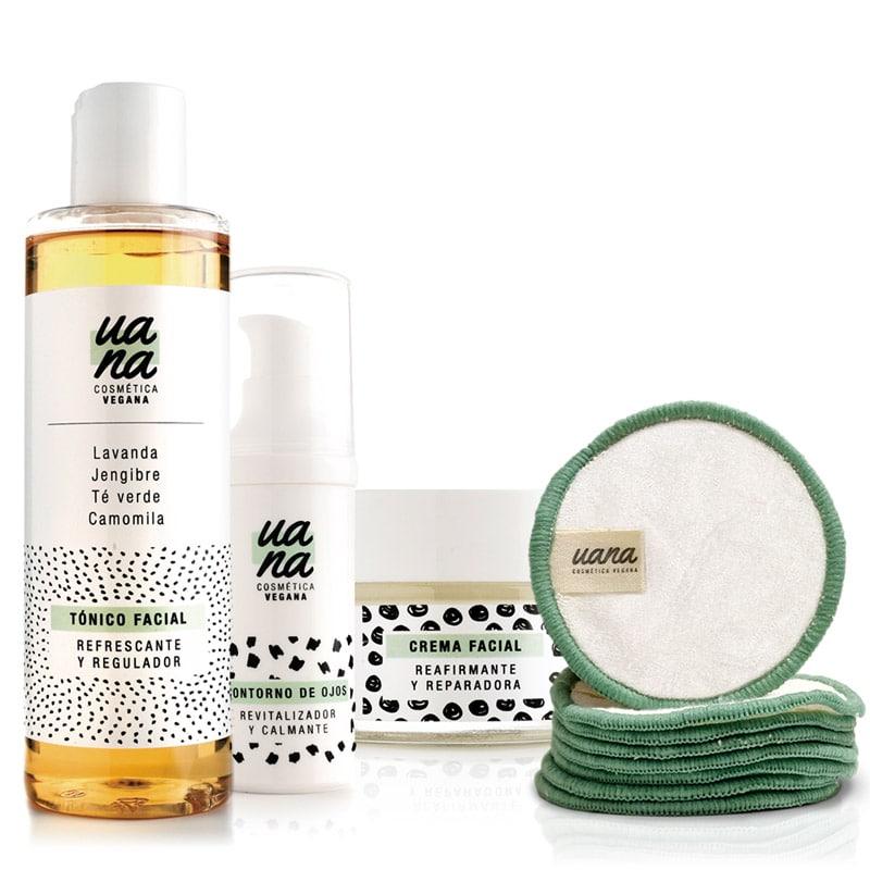 Pack Limpieza e Hidratación piel madura + Discos desmaquillantes reutilizables