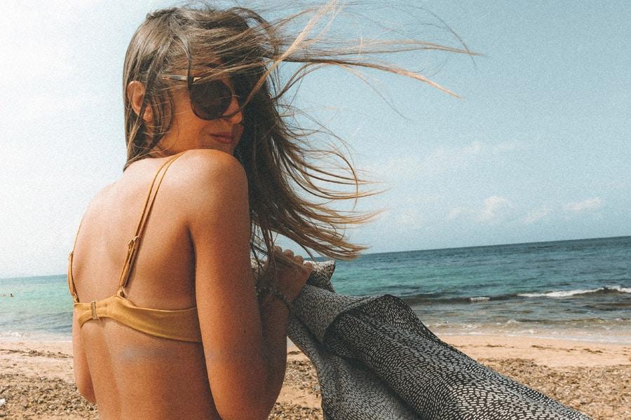 Piel seca vs. deshidratada: en verano, intensifica la hidratación corporal